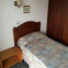 Отель Hostal Juan Palma Стандартный номер с различными типами кроватей