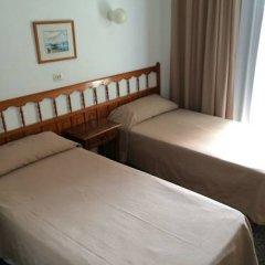 Отель Hostal Juan Palma Стандартный номер с 2 отдельными кроватями