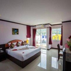 Отель 91 Residence Patong Beach 3* Улучшенный люкс с различными типами кроватей