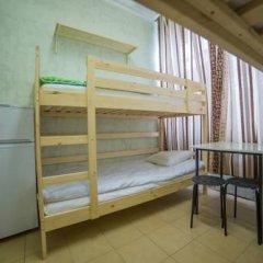 Paveletskaya Hostel Кровать в общем номере с двухъярусной кроватью фото 8