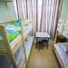 Paveletskaya Hostel Кровать в общем номере с двухъярусной кроватью фото 3