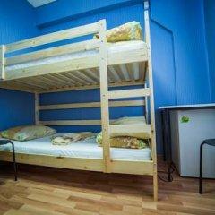 Paveletskaya Hostel Кровать в общем номере двухъярусные кровати фото 9