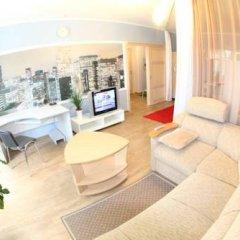 Апартаменты Второй Дом Екатеринбург Апартаменты с разными типами кроватей фото 5