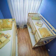 Paveletskaya Hostel Кровать в общем номере двухъярусные кровати фото 6
