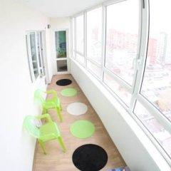 Апартаменты Второй Дом Екатеринбург Апартаменты с разными типами кроватей фото 44