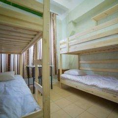 Paveletskaya Hostel Кровать в общем номере с двухъярусной кроватью фото 11