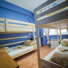 Paveletskaya Hostel Кровать в общем номере с двухъярусной кроватью