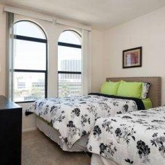 Отель Residences at 616 Апартаменты с различными типами кроватей фото 3