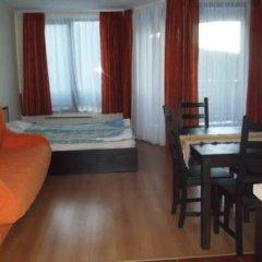 Апартаменты Gal Apartments In Pamporovo Elit Студия с различными типами кроватей фото 17