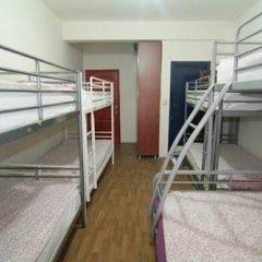 Little Wing Hostel Кровать в общем номере двухъярусные кровати фото 3
