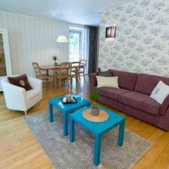 Апартаменты Vilnius Apartments & Suites - Užupis Апартаменты с различными типами кроватей фото 4