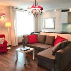 Апартаменты Vilnius Apartments & Suites - Užupis Улучшенные апартаменты с различными типами кроватей