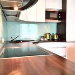 Апартаменты Vilnius Apartments & Suites - Užupis Улучшенные апартаменты с различными типами кроватей фото 4