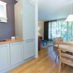 Апартаменты Vilnius Apartments & Suites - Užupis Апартаменты с различными типами кроватей фото 19