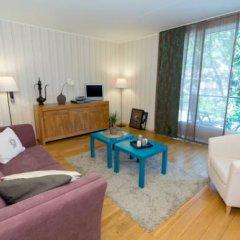Апартаменты Vilnius Apartments & Suites - Užupis Апартаменты с различными типами кроватей