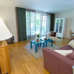 Апартаменты Vilnius Apartments & Suites - Užupis Апартаменты с различными типами кроватей фото 15