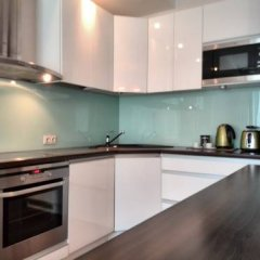 Апартаменты Vilnius Apartments & Suites - Užupis Улучшенные апартаменты с различными типами кроватей фото 3