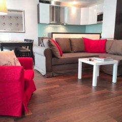 Апартаменты Vilnius Apartments & Suites - Užupis Улучшенные апартаменты с различными типами кроватей фото 10