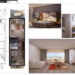 Отель Nirvana Lagoon Villas Suites & Spa 5* Люкс повышенной комфортности с различными типами кроватей фото 38