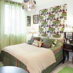 Отель Feelinglisbon Saudade Коттедж с различными типами кроватей