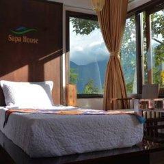 Sapa House Hotel 3* Стандартный номер с различными типами кроватей фото 3