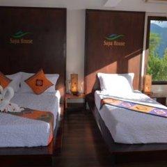 Sapa House Hotel 3* Стандартный номер с различными типами кроватей фото 5