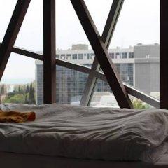 Oazis Hostel Кровать в общем номере фото 32