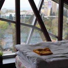 Oazis Hostel Кровать в общем номере фото 33