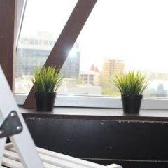 Oazis Hostel Кровать в общем номере фото 35