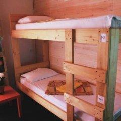 Oazis Hostel Кровать в общем номере фото 45