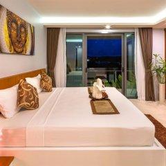 Отель At The Tree Condominium Phuket спа