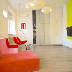 Апартаменты Альфа Апартаменты Красный Путь комната для гостей фото 4