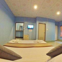 Отель Marina Hut Guest House - Klong Nin Beach 2* Стандартный номер с различными типами кроватей фото 11