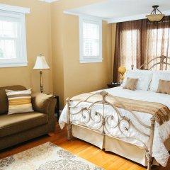 Отель Hawthorne Park Bed and Breakfast 3* Стандартный номер с различными типами кроватей фото 9