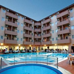 Helios Hotel 3* Стандартный номер с различными типами кроватей фото 3