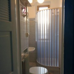 Отель alloggio azzurro Аоста ванная фото 2