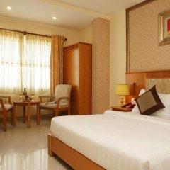 Cherry Hotel 2* Номер Делюкс с различными типами кроватей фото 16