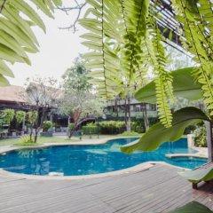 Отель Oun Hotel Bangkok Таиланд, Бангкок - отзывы, цены и фото номеров - забронировать отель Oun Hotel Bangkok онлайн бассейн фото 2