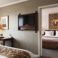Hotel Dukes' Palace Bruges 5* Люкс с двуспальной кроватью фото 5