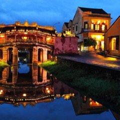 Отель Hoa Mau Don Homestay Улучшенный номер с различными типами кроватей фото 10