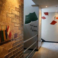 Отель Top Motel Daegu Южная Корея, Тэгу - отзывы, цены и фото номеров - забронировать отель Top Motel Daegu онлайн интерьер отеля фото 2
