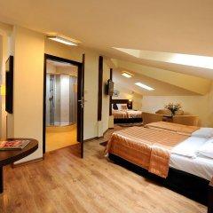 Отель Spatz Aparthotel 3* Стандартный номер с различными типами кроватей фото 9