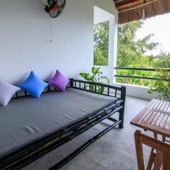 Отель An Bang Garden Homestay 3* Стандартный номер с различными типами кроватей