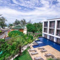 Отель Sugar Marina Resort - ART - Karon Beach 4* Номер Делюкс с двуспальной кроватью фото 6