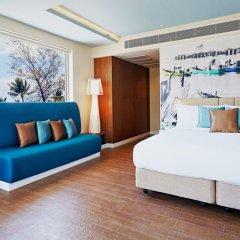 Отель OZO Chaweng Samui 3* Стандартный номер с двуспальной кроватью