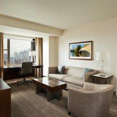 Отель Westin New York Grand Central 4* Люкс с различными типами кроватей фото 3