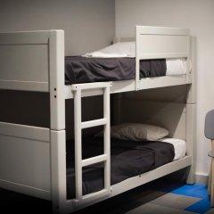 Отель Hostal Nacional Стандартный номер с различными типами кроватей