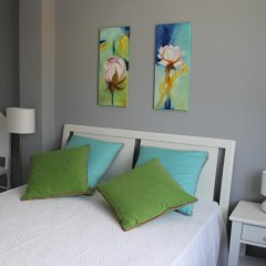 Hostel Cruz Vermelha Стандартный номер двуспальная кровать фото 3