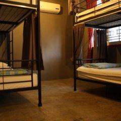 Mr.Comma Guesthouse - Hostel Кровать в общем номере с двухъярусной кроватью фото 22