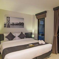 Отель The Rich Sotel 3* Стандартный номер с различными типами кроватей фото 6